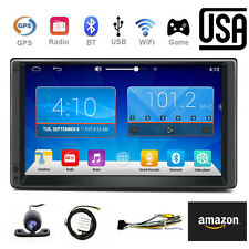Android 4.4 Car Stereo 7 inch 1080P GPS Navigation In Dash Wifi No DVD Player