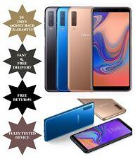 Pristine-Samsung Galaxy A7 (2018) SM-A750 - 64GB - (Sbloccato)