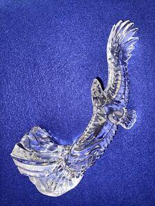 Lenox Glass Eagle Figurine
