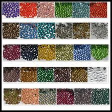 SS6-SS30 Crystal Rhinestones Top Quality Flatback DMC Iron Hotfix 32 color #5