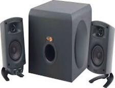 Klipsch Promedia 2.1 Thx Certified Computer Speaker System  (U)