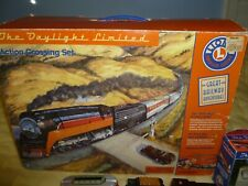 Lionel Daylight Limited Action Crossing Set Learning Curve Engine Brio Thomas +