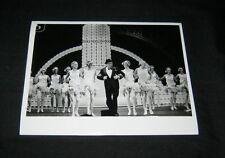 Original JACKIE GLEASON CBS Entertainer Of The Year PressKit Photo ANNA MAY WONG