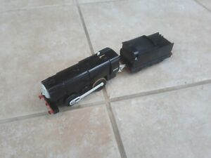 Thomas Trackmaster Neville train with tender. Old style Tomy. Rare