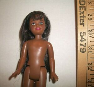 MATTEL Barbie SISTER STACIE RARE AA BEND LEG NUDE DOLL ONLY