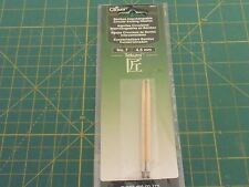 Clover Bamboo Interchangeable Circular Knitting Needles - No. 7 - 4.5 mm - 3637