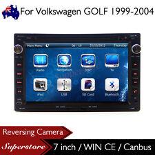 """7"""" Car CD DVD Player Nav GPS Stereo Radio For Volkswagen GOLF 1999-2004"""