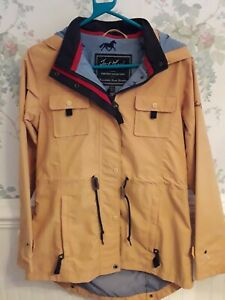 Jack murphy Ladies (Size 10 used yellow heritage collection