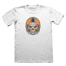 Cotton Football Skull for Men