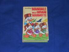 Disney Manuale delle Giovani Marmotte Mondadori 17a ristampa 1979