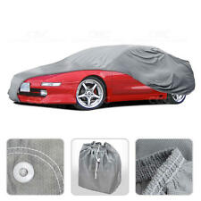 Car Cover for Toyota Mr2 89-95 Outdoor Breathable Sun Dust Proof Protection