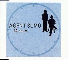 Agent Sumo – 24 Hours ( CD Maxi ,2001 ) UK Import