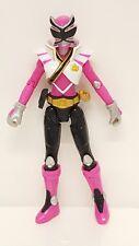 Power Rangers Shinken Pink Action Figure TV Animated Series Toy Ninja Bandai SCG