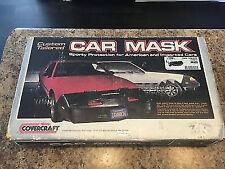 New Vintage Covercraft Custom Tailored Car Mask For 1975-79 Chevy Corvette M403