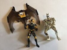 Vintage 1990's Batman Action Figures  Kenner.   In Excellent Condition!