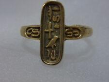 925er Silber Ring Vergoldet Rg 65 RGK 0,63x17mm Gewicht 2,88 gramm