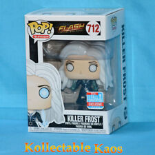 NYCC 2018 - Flash - Killer Frost TV Pop! Vinyl Figure (RS) #712 + Protector