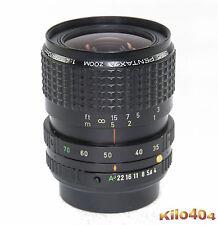 SMC Pentax A 35-70mm 1:4 * Automatik * K Bajonett PKA * Digital * K-30 * K-70 *
