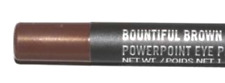 MAC Powerpoint Eye Pencil Liner Crayon *BRAND NEW IN BOX *BOUNTIFUL BROWN