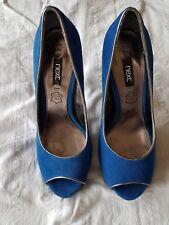 NEXT shoes blue suede