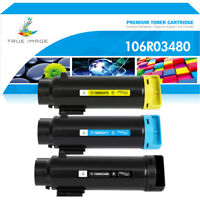 3 PACK KCY High Yield Toner Cartridge for Xerox Phaser 6510 WorkCentre 6515 dni