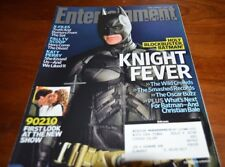 August 1, 2008 issue of Entertainment Weekly Batman Christian Bale  #385