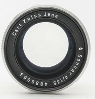 Carl Zeiss Jena Sonnar 1:4 4 135mm 135 mm M42 M 42 Digital