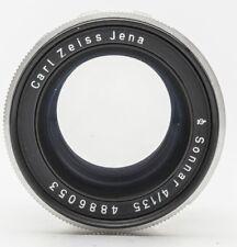 Carl Zeiss Jena Sonnar 1:4 4 135mm 135 mm M42 M 42 Digital