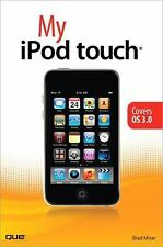 My iPod touch, Miser, Brad, Good Condition, Book