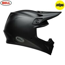 Bell MX 2018 MX-9 Mips Adult Helmet (Solid Matte Black) Size Large Ktm Yzf Kxf