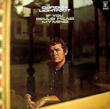 """GORDON LIGHTFOOT """"IF YOU COULD READ MY MIND"""" PREMIUM QUALITY USED LP (NM/EX)"""
