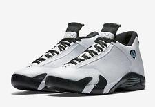 2016 Nike Air Jordan 14 XIV Retro Oxidized Size 10. 487471-106. black toe green