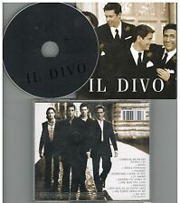 IL Divo ‎– IL Divo CD  Album 2005