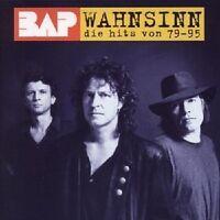 """BAP """"WAHNSINN-DIE HITS VON 79-95"""" CD NEUWARE"""