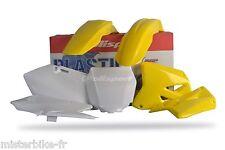 Kit Plastiques Coque Polisport SUZUKI 85 RM RM85 02-13 2002-2013 Couleur Origine