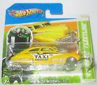Hot Wheels - 47 Chevy Fleetline Taxi (2012)