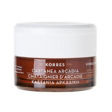 Korres Castanea Arcadia Natural AntiWrinkle & Firming Day Cream Dry Skin 40ml