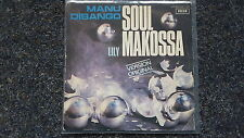 Manu Dibango - Soul Makossa/ Lily 7'' Single SPAIN
