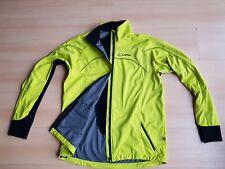LÖFFLER Loeffler Cycling Running Ski Jacket Gore Windstopper Size EU 54, XL