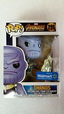 Marvel Avengers Infinity War THANOS Funko Pop #296 Walmart Exclusive Figure *NEW