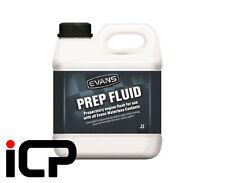 Evans Waterless Engine Coolant Preparation (Prep) Fluid - 2 Litres / 2 Litre
