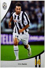 Cartoncino Juventus Stagione 2011/12 - Mirko Vucinic