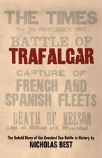 Trafalgar: The Untold Story of the Greatest Sea Battle in History-ExLibrary