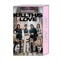 32pcs/set KPOP BLACKPINK Polaroid Lomo Photo Card Kill This Love Top 0MJ&@