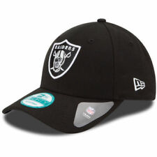 New Era Raiders Polyester Hats for Men