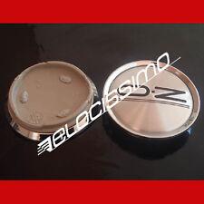 oz Hubcap Wheel Centre Cap Chrome Ring chromkranz Silver 2 7/16in