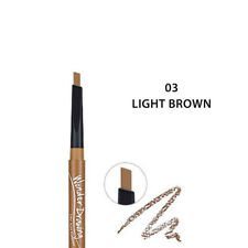 Holika Holika Wonder Drawing 24hr Auto Eyebrow #3 Light Brown Free gifts