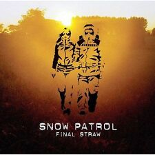 Final Straw by Snow Patrol (CD, Mar-2004, Interscope (USA))