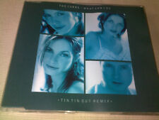 THE CORRS - WHAT CAN I DO - UK CD SINGLE