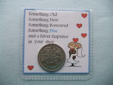 Brides Wedding Lucky Sixpence Coin-FREE POST